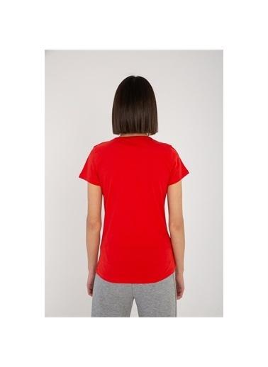 MoonSports Tişört Kırmızı